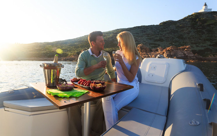 Visite des calanques en bateau
